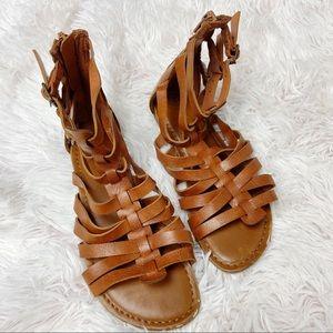 Kids little girl Cherokee gladiator sandals 13